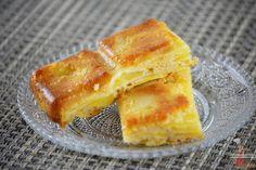 Aujourd'hui, je vous propose la recette de l'invisible aux pommes : un gâteau facile et rapide à faire et surtout pas trop calorique.