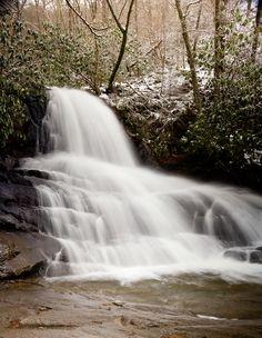 Hike Laurel Falls!