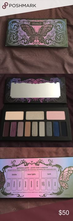 Brand new Kat Von D palette Never even been swatched! Beautiful colors, wish I could keep it but just got laid off :( Makeup Eyeshadow