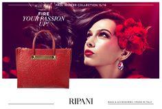 Fall Winter Collection - model LUCE http://goo.gl/k5WjlB #womensfashion #mystyle  #bowlingbag #bagsshoppingonline #fashiongirls