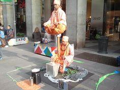 Milan, mysteries of physics...