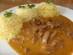 Junk Food, Japanese Food, Thai Red Curry, Stew, Food And Drink, Meat, Chicken, Ethnic Recipes, Google