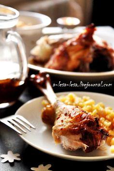 Курица с чили и цитрусовой ноткой