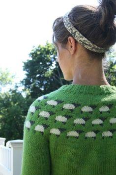 super cute sweater pattern