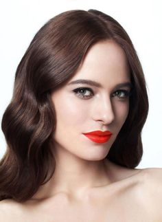 Gorgeous and glamorous makeup looks created by makeup artist Chris Colbeck.