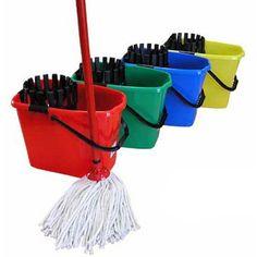 Strend Pro Súprava upratovacia WetMOP, mop, nádoba 12 lit