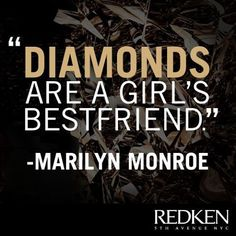 Redken's new DIAMOND OIL will be your new Best Friend ;)