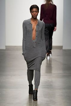 NYFW FW 2014/15 – A Détacher. See all fashion show on: http://www.bmmag.it/sfilate/nyfw-fw-201415-detacher/  #fall #winter #FW #catwalk #fashionshow #womansfashion #woman #fashion #style #look #collection  #NYFW #adetacher