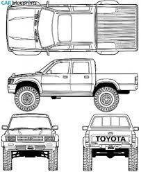 """Résultat de recherche d'images pour """"blueprint truck"""""""