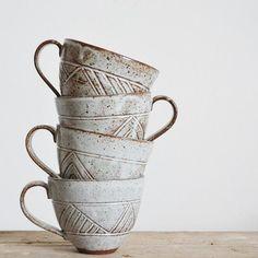 Image of Mountain Mugs | Toasted White