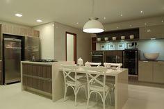 Apartamento decorado com elegância e sofisticação