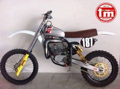 1980- TM 125MX. So dainty, looks like its fun as fuck