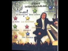 Los Silver de Cd Juarez-Novia Linda-por Angel The One Man Band.wmv