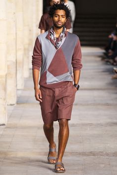 Hermès Spring 2014 Menswear Collection Slideshow on Style.com