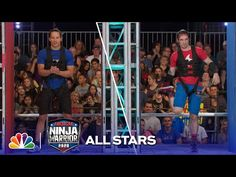 Michael Torres vs. Ethan Swanson: Mega Spider Climb - American Ninja Warrior All-Star Special 2020 - YouTube American Ninja Warrior, Face Off, All Star, Spider, Challenges, Stars, Youtube, Spiders, Sterne
