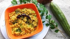 #Beerakaya Kura, #Ridge gourd #Curry  -- simple and delicious #Andhra dish made with mild spices