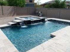 Having a pool sounds awesome especially if you are working with the best backyard pool landscaping ideas there is. How you design a proper backyard with a pool matters. Small Backyard Pools, Backyard Pool Landscaping, Backyard Pool Designs, Small Pools, Swimming Pools Backyard, Swimming Pool Designs, Lap Pools, Outdoor Pool, Pool Spa