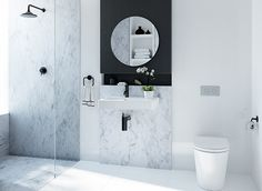 Bathrooms by Caroma. Find quality toilets, plumbing fittings, baths, showers, basins and accessories for both domestic and commercial users. Consistency Is Key, Basin Mixer, Family Bathroom, Save Water, High Contrast, Beautiful Bathrooms, Chrome Plating, Plumbing, Vanity