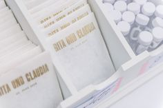 Confetti paperbags Confetti