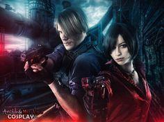 Resident Evil 6 - Leon S. Kennedy / Ada Wong