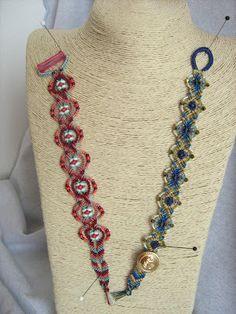 13.10 Bijoux: Anna Bracelets by Joan Babcock