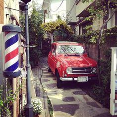 Renault 4 love