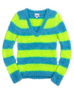 Green and Blue sweter Cute Girl Outfits, Cool Outfits, Shop Justice, Justice Clothing, My Little Girl, Girls Sweaters, Sweater Outfits, Girl Fashion, My Style