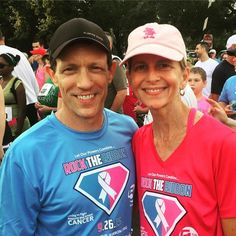 Hats off to Craig Gilman with CBIZ Clearwater for participating in the Rock the Ribbon 5k last weekend!