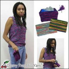 Pocket Purse Pattern By Sharon Mooney