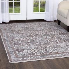 Home Dynamix Nicole Miller Kenmare Celeste Area Rug Distressed Gray/Mauve *** For more information, visit image link. (This is an affiliate link) Yellow Area Rugs, Home Dynamix, Traditional Rugs, Flat Weave Rug, Grey Yellow, Rugs, Color Pallets, Purple Area Rugs, Hand Tufted Rugs