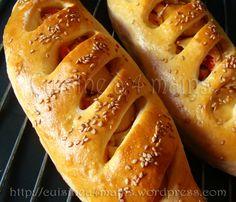 pain farci 5 cuisine à 4 mains