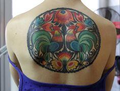 back #tattoo