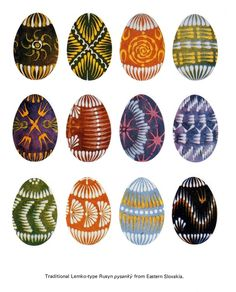 we love us some decorated eggs!