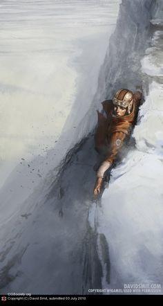 Snow, concept art. by David Smit | 2D | CGSociety