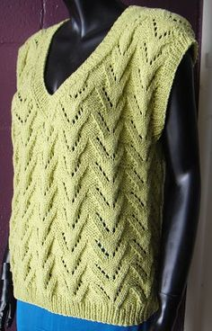 1000+ images about knitting on Pinterest Free Knitting, Vests and Free Pattern
