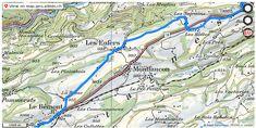 Montfaucon JU Velowege Fahrrad velotour #mobil #routenplaner http://ift.tt/2yKRyOm #geodaten #gis