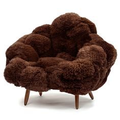 Bolotas Armchair, 2015 Manufatura new work exhibition by Brazilian designers and brothers Humberto and Fernando Campana in Paris, France