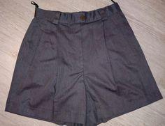 Odzież Używana Wschowa tel 574671215: Spodenki szare bardzo ładne r.M okazja, sweterek, ... Casual Shorts, Women, Fashion, Tunics, Moda, Women's, Fashion Styles, Woman, Fasion