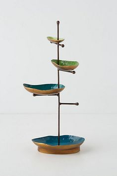 Baubled Brook Jewelry Stand #anthropologie