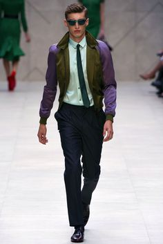 Burberry Spring 2013 Ready-to-Wear Fashion Show