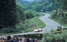 Green Hell-1969, ADAC-1000 km-Rennen auf der Nürburgring, Nürburgring-The Willy Kauhsen-Karl von Wendt 's Porsche 908-2