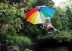 Rachel Hulin, Rainy Day Flight (2012), via Artsy.net