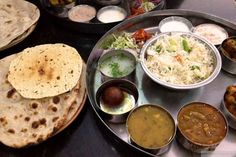 Five star Indian thali