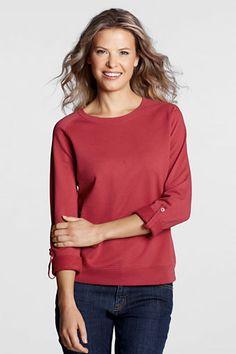 Women'S Regular Long Sleeve No Iron Pinpoint Blouse 43