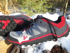 In Search of Solid Ground reviews the barefoot trail shoe - VIVOBAREFOOT Neo Trail