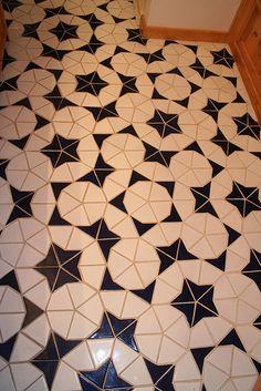 Penrose Tiling by tiwonge, via Flickr