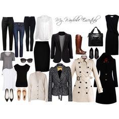 """""""My Wardrobe Essentials"""""""