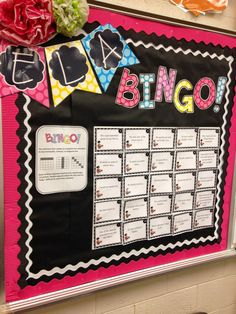 Musings from the Middle School: BINGO! - An Anchor Activity for ELA
