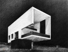 Dom w krajobrazie | House in landscape