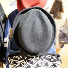 기본 페도라 디자인에 울소재로 따뜻함을 더한 모자 @롯데백화점 TWEE